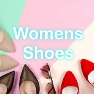Womens Shoes In This Section